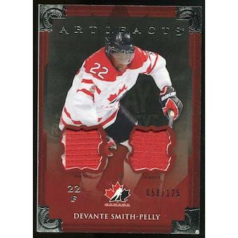 2013-14 Upper Deck Artifacts Jerseys #134 Devante Smith-Pelly TC /125