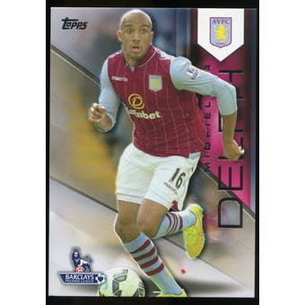 2014/15 Topps English Premier League Gold #14 Fabian Delph