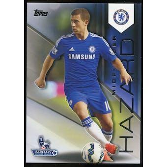 2014/15 Topps English Premier League Gold #30 Eden Hazard