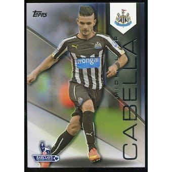 2014/15 Topps English Premier League Gold Black #92 Remy Cabella /25