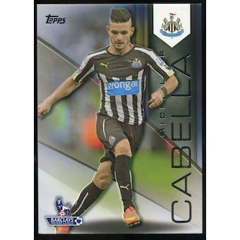 2014/15 Topps English Premier League Gold Black #92 Remy Cabella /25