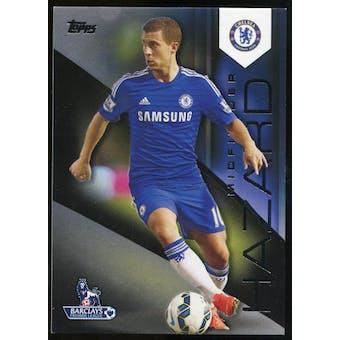2014/15 Topps English Premier League Gold Black #30 Eden Hazard /25