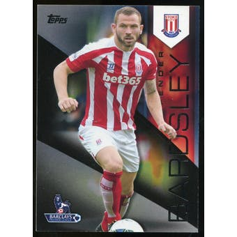 2014/15 Topps English Premier League Gold Black #111 Phil Bardsley /25