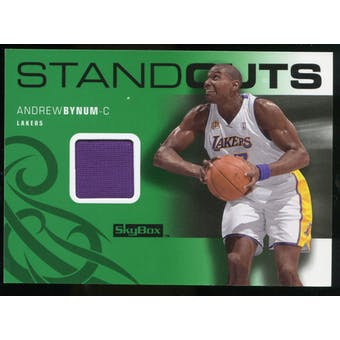 2008/09 Upper Deck SkyBox Standouts Retail #SOAB Andrew Bynum