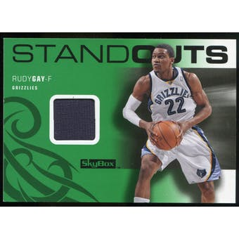 2008/09 Upper Deck SkyBox Standouts Retail #SORG Rudy Gay