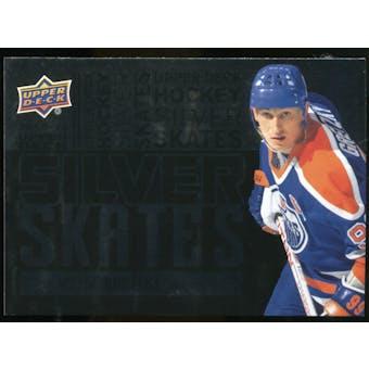 2012/13 Upper Deck Silver Skates #SS33 Wayne Gretzky SP