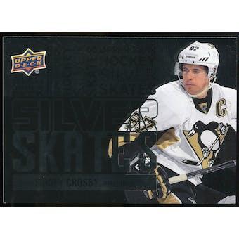 2012/13 Upper Deck Silver Skates #SS38 Sidney Crosby SP