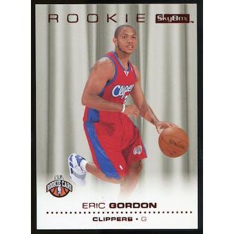 2008/09 Upper Deck SkyBox Ruby #207 Eric Gordon /50