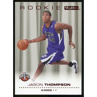 2008/09 Upper Deck SkyBox Ruby #212 Jason Thompson /50