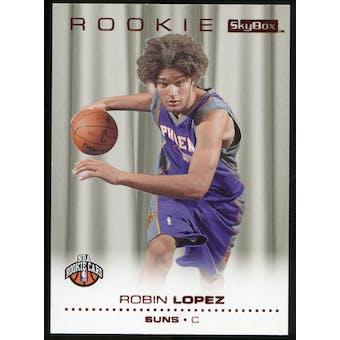 2008/09 Upper Deck SkyBox Ruby #214 Robin Lopez /50