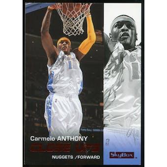 2008/09 Upper Deck SkyBox Ruby #180 Carmelo Anthony CU /50