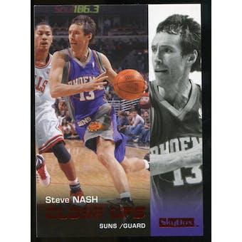 2008/09 Upper Deck SkyBox Ruby #193 Steve Nash CU /50