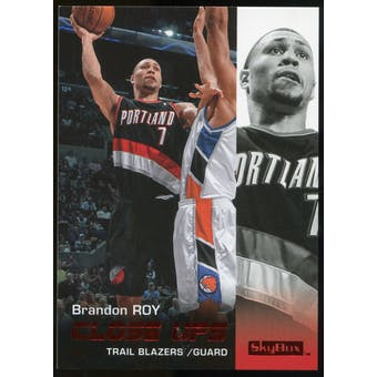 2008/09 Upper Deck SkyBox Ruby #195 Brandon Roy CU /50