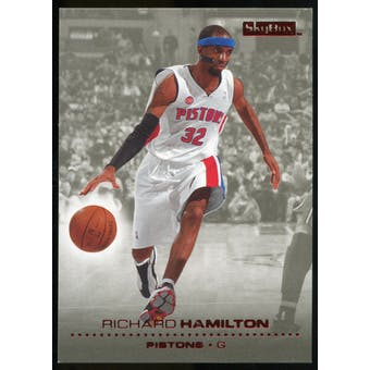 2008/09 Upper Deck SkyBox Ruby #40 Richard Hamilton /50