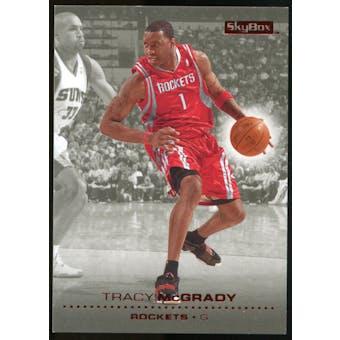 2008/09 Upper Deck SkyBox Ruby #54 Tracy McGrady /50
