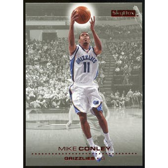 2008/09 Upper Deck SkyBox Ruby #74 Mike Conley /50