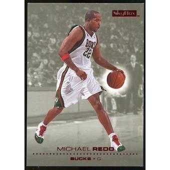 2008/09 Upper Deck SkyBox Ruby #88 Michael Redd /50
