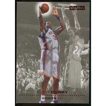 2008/09 Upper Deck SkyBox Ruby #109 Eddy Curry /50