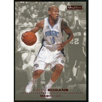 2008/09 Upper Deck SkyBox Ruby #114 Keith Bogans /50