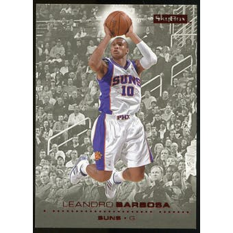 2008/09 Upper Deck SkyBox Ruby #126 Leandro Barbosa /50