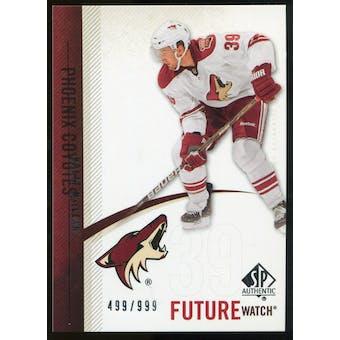 2010/11 Upper Deck SP Authentic #241 Brett MacLean RC /999