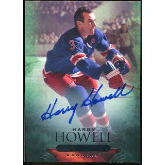 2011/12 Upper Deck Parkhurst Champions Autographs #60 Harry Howell D Autograph