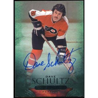 2011/12 Upper Deck Parkhurst Champions Autographs #68 Dave Schultz C Autograph