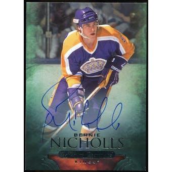 2011/12 Upper Deck Parkhurst Champions Autographs #73 Bernie Nicholls F Autograph
