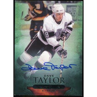 2011/12 Upper Deck Parkhurst Champions Autographs #75 Dave Taylor D Autograph
