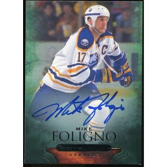 2011/12 Upper Deck Parkhurst Champions Autographs #85 Mike Foligno E Autograph