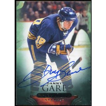 2011/12 Upper Deck Parkhurst Champions Autographs #87 Danny Gare F Autograph