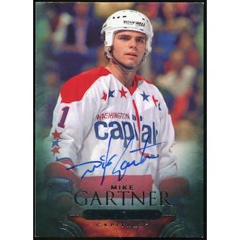 2011/12 Upper Deck Parkhurst Champions Autographs #95 Mike Gartner F Autograph