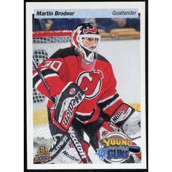 2014/15 Upper Deck 25th Anniversary Retro Young Guns #UD25-MB Martin Brodeur Toronto Fall Expo