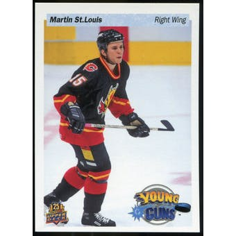 2014/15 Upper Deck 25th Anniversary Retro Young Guns #UD25-MS Martin St. Louis Toronto Fall Expo