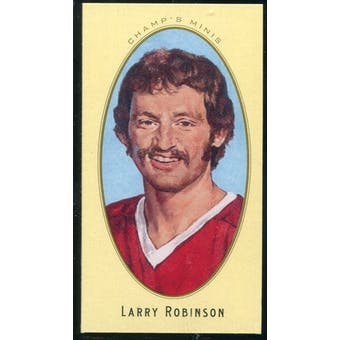 2011/12 Upper Deck Parkhurst Champions Champ's Mini Parkhurst Backs #19 Larry Robinson
