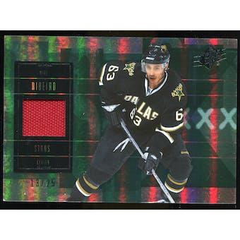 2009/10 Upper Deck SPx Spectrum #28 Mike Ribeiro Jersey /25