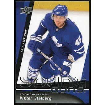 2009/10 Upper Deck #208 Viktor Stalberg YG RC