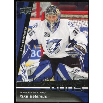 2009/10 Upper Deck #223 Riku Helenius YG RC