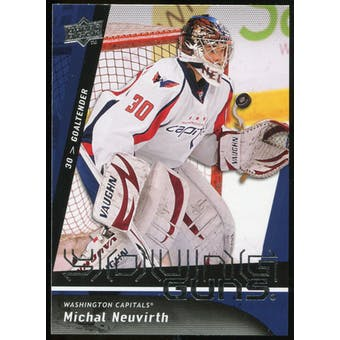 2009/10 Upper Deck #235 Michal Neuvirth YG RC