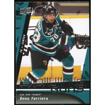 2009/10 Upper Deck #237 Benn Ferriero YG RC