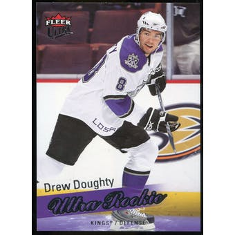 2008/09 Upper Deck Fleer Ultra #259 Drew Doughty RC
