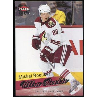 2008/09 Upper Deck Fleer Ultra #262 Mikkel Boedker RC