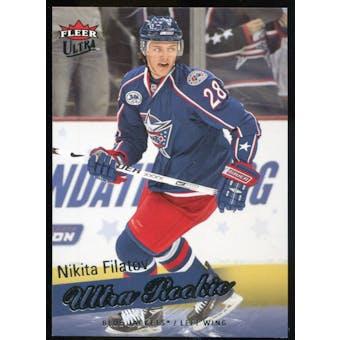2008/09 Upper Deck Fleer Ultra #263 Nikita Filatov RC