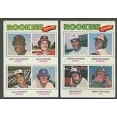 1977 Topps Baseball Complete Set (EX)