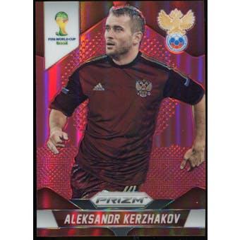 2014 Panini Prizm World Cup Prizms Red #168 Aleksandr Kerzhakov /149