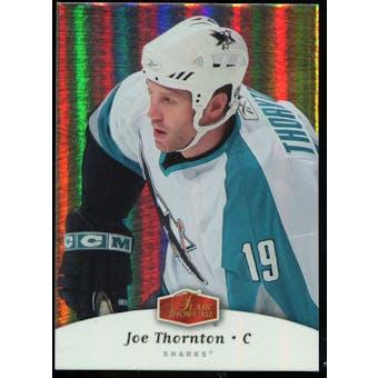 2006/07 Upper Deck Flair Showcase #260 Joe Thornton SP