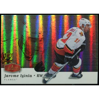 2006/07 Upper Deck Flair Showcase #274 Jarome Iginla SP