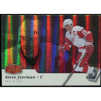 2006/07 Upper Deck Flair Showcase #280 Steve Yzerman SP