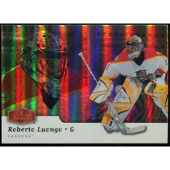 2006/07 Upper Deck Flair Showcase #283 Roberto Luongo SP