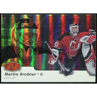 2006/07 Upper Deck Flair Showcase #287 Martin Brodeur SP